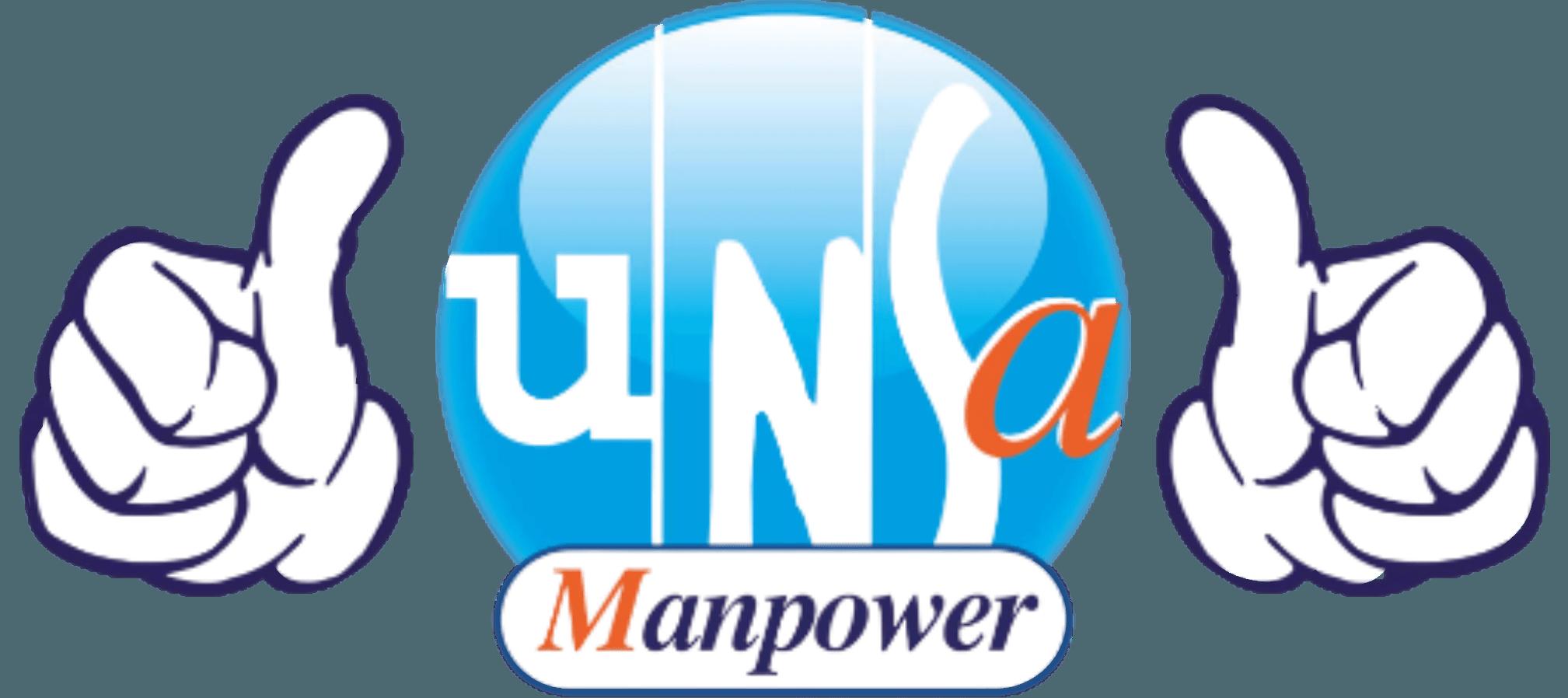 Logo Unsa Manpower